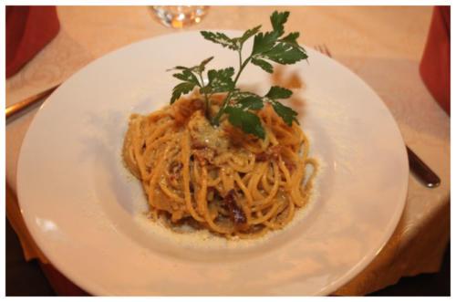 Carbonara - Ristorante Pizzeria La Cascina dell'Olmo