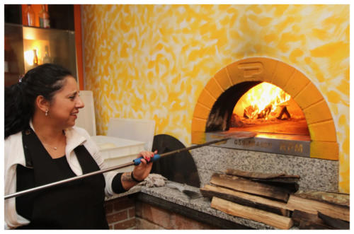 Monia - Ristorante Pizzeria La Cascina dell'Olmo