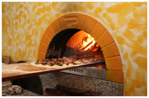 Pizza - Ristorante Pizzeria La Cascina dell'Olmo